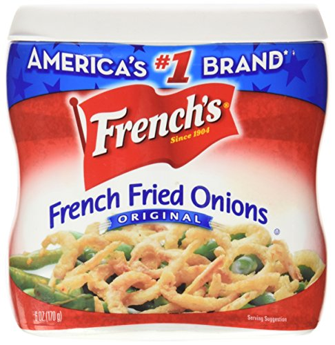 French's French Fried Onions, Original, 6 Ounce (Frenches Fried Onions compare prices)