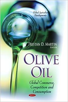 OLIVE OIL GLOBAL COMMERCE COMP (Global Agriculture Developments)