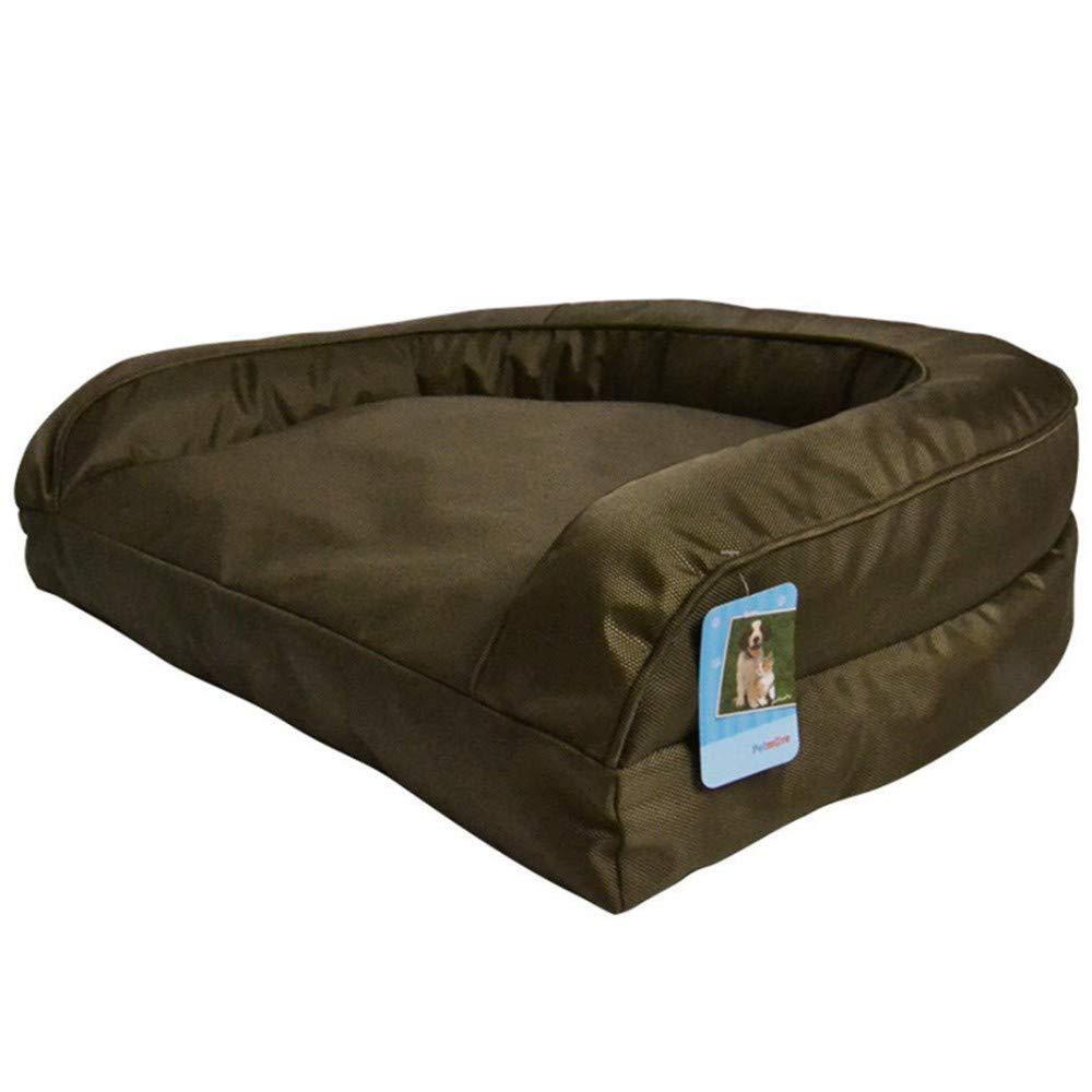 Wuwenw Sofá Desmontable Y Lavable para Mascotas Pequeños, Medianos Y Grandes, L