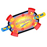 MagiDeal 2 Players Plastic Desktop Finger Coin Shooting Kit, Kids Toddlers Indoor Fun Game Toy