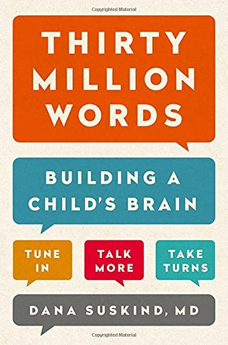 Thirty Million Words: Building a Child's Brain cover