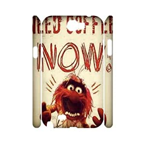 DDOUGS I the muppet show Best Cell Phone Case for Samsung Galaxy Note 2 N7100, Custom Samsung Galaxy Note 2 N7100 Case