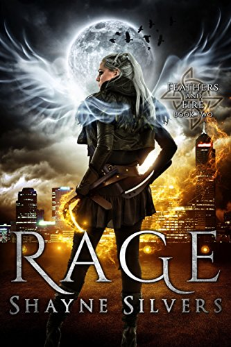 Rage: Feathers and Fire Book 2 cover