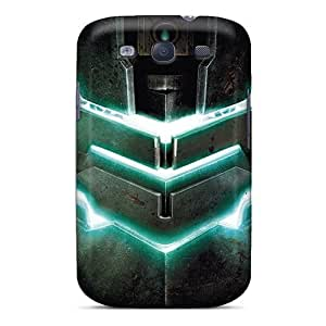 Durable Dead Space 2 Armor Back Case/cover For Galaxy S3
