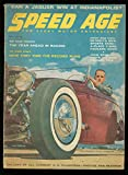 Speed Age 5/1958-Dandiest Draggin