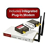 Accelerated Modular 6350-SR LTE Router (Without Wi-Fi) and Integrated Plug-in LTE Modem; CAT 6; LTE/HSPA+ / EV-DO