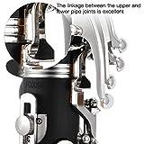 Eastar B Flat Clarinet Black Ebonite Clarinet
