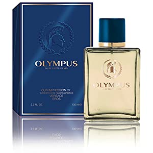 """OLYMPUS"" COLOGNE FOR MEN 3.3 fl.oz. (impression of Versace Eros)"