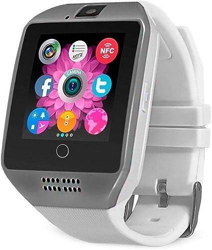 Amazon.com: techcomm Q18 y GSM Unlocked Smartwatch con ...