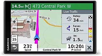 Garmin DriveSmart 65 Wi-Fi GPS with Amazon Alexa