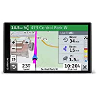 "$213 » Garmin DriveSmart 65 with Amazon Alexa, Built-In Voice-Controlled GPS Navigator with 6.95"" High…"