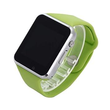XUHAHAZNSH Pulsera Inteligente/Niño Bluetooth Reloj ...