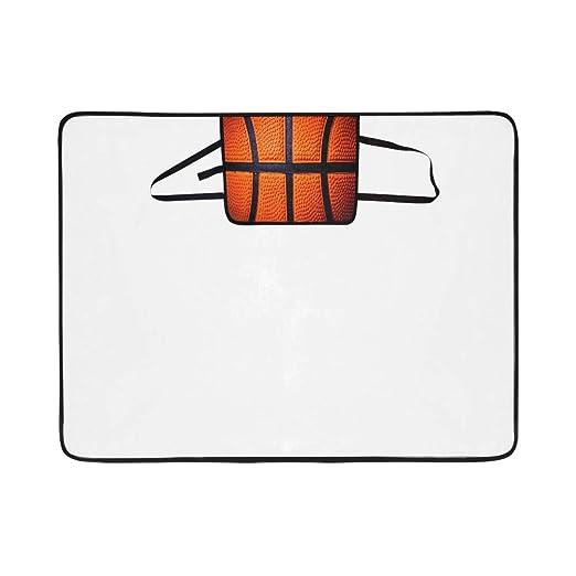 Amazon.com: YSWPNA - Manta de baloncesto con textura para ...