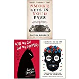 Caitlin Doughty Collection 3 Books Set