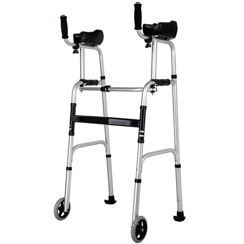【新作入荷!!】 ウォーカー、歩行補助、アルミニウム合金取り外し可能なポータブル折りたたみ下肢訓練装置、高齢者/障害者/歩行不便のために適し B07KXH6DH7、100キロベアリング B07KXH6DH7, 帽子屋カブロカムリエ:d1e7d486 --- a0267596.xsph.ru