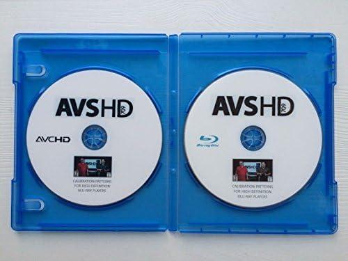 avs hd 709 disc