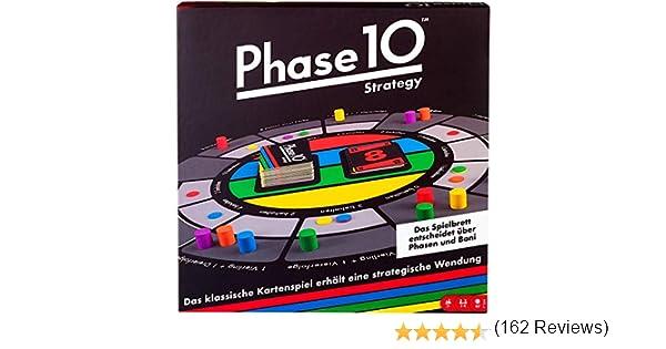 Mattel Juegos ftb29 Fase 10 Estrategia de Tablero: Amazon.es ...