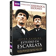 Estudio En Escarlata (P.Cushing) (Import Movie) (European Format - Zone 2) (2010) Vasili Livanov; Vitali So