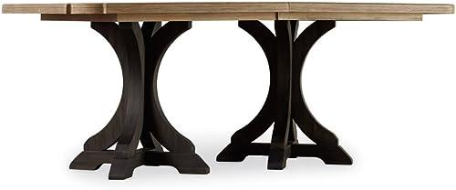 Hooker Furniture Corsica 79″ Pedestal Dining Table