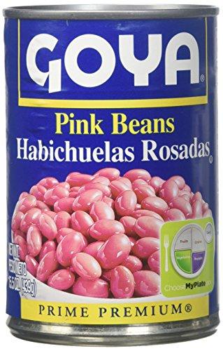 Beans Goya Canned - Goya Pink Beans, 15.5 oz