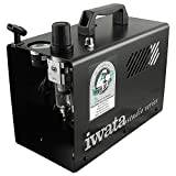Iwata-Medea Studio Series Power Jet Lite Double Piston Air Compressor