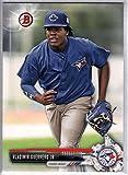 2017 Bowman Baseball Prospects #BP32 Vladimir Guerrero Jr. Blue Jays
