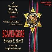 Scavengers: Posadas County Mysteries #1 | Steven F. Havill