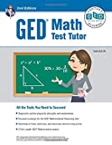 GED® Math Test Tutor, For the 2021 GED® Test, 2nd