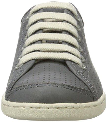 Camper Damen Uno Sneaker Grau (grigio Medio 043)