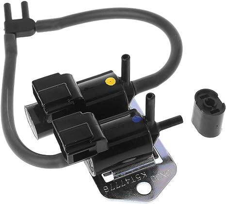 Electrovanne de commande dembrayage MB620532 MR430381 MB937731 pour Mitsubishi Pajero L200 L300 V43 V44 V45 K74T V73-Black