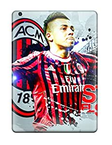 Richard V. Leslie's Shop Top Quality Case Cover For Ipad Air Case With Nice Stephan El Shaarawy Ac Milan Appearance 7611881K85944769