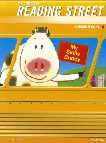 READING 2013 COMMON CORE MY SKILLS BUDDY GRADE K.2