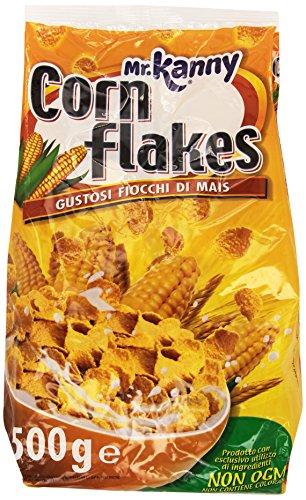 Mr.Kanny Corn Flakes envelop, 500 g