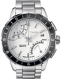 Timex Men's T2N499 Intelligent Quartz SL Series Fly-Back Chronograph Bracelet Watch