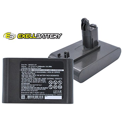 2x Li-Ion 22.2V Battery Replaces 202932-02 917083-01 965557-03 Type-B USA SHIP by Exell Battery