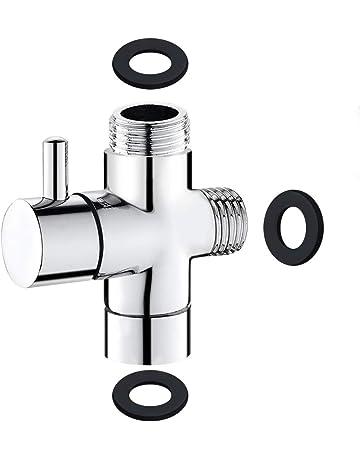 Amazon.es: Desviación para bañeras y duchas: Bricolaje y herramientas