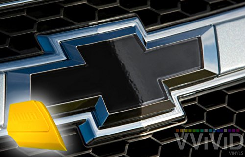 VViViD Gloss Black Bowtie squeegee product image