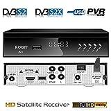 KOQIT Free to Air FTA HD Digital Satellite TV