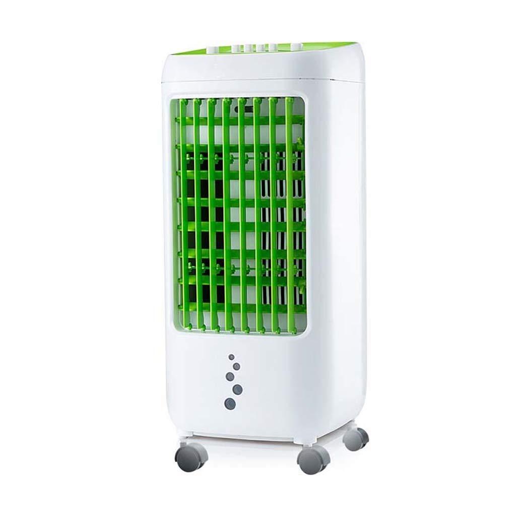 家庭用エアコンクーラー、エアコンファンシングルコールドタイプ小型エアコン工業用冷却ファンサイレントコールドファンギフト B07T5B67DC
