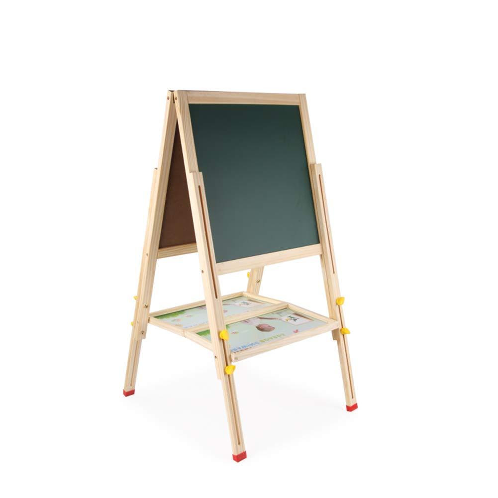 子供用のドローイングボード両面磁気小型黒板スタンドアップイーゼル世帯 (サイズ 70cm さいず : Height Height 70cm) Height 70cm 70cm) B07H9CFSL9, 『3年保証』:2c285a81 --- ijpba.info