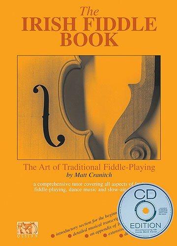 Matt Cranitch: The Irish Fiddle Book (CD Edition). Partitions, CD pour Violon B00D7I3IG0