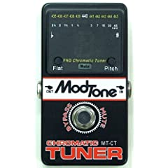 ModTone Chromatic Floor Tuner