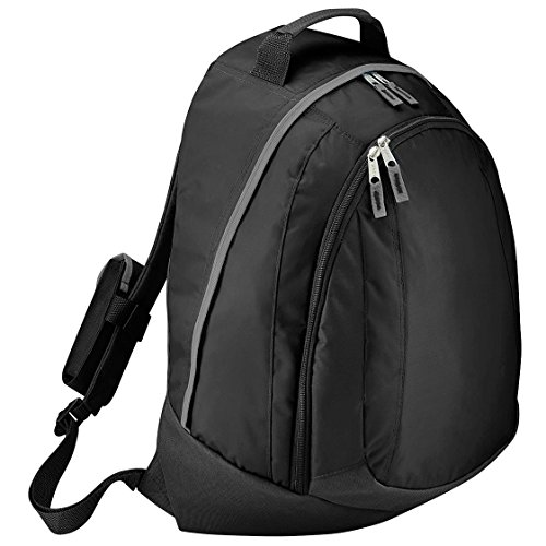 Quadra Teamwear backpack - Black/Graphite