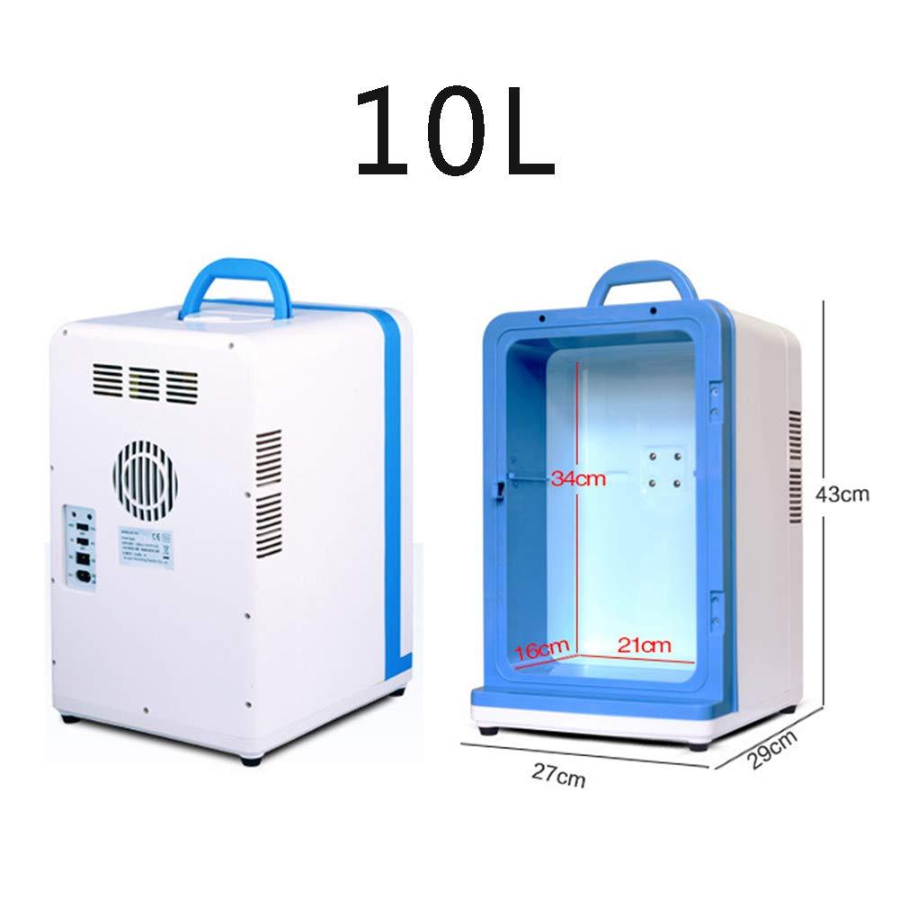 YOCC Sobremesa Congelador pequeño y Alimentos termoeléctricos 12 L ...