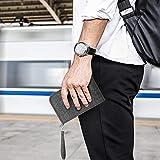 MoKo Travel Wallet Passport Holder, Family Passport