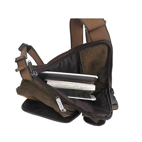 Paquete de cintura Táctico multifuncional de los hombres ...