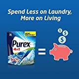 Purex 4-in-1 Laundry Detergent pacs, Mountain