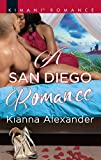 img - for A San Diego Romance (Millionaire Moguls) book / textbook / text book