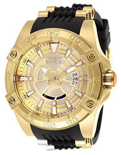 Invicta automatic watches for men silicon