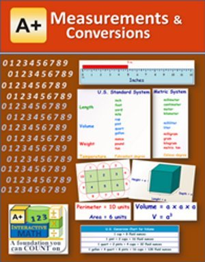 Amazon.com: Learn about Measurements and Conversions (covers 2nd ...